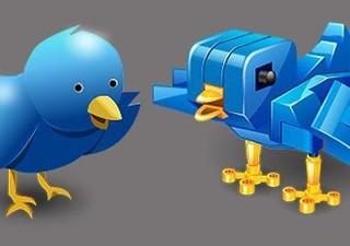 В Twitter около 15 000 криптовалютных скам-ботов