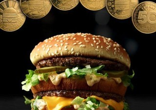 McDonald's выпускает монеты MacCoin, но это не криптовалюта