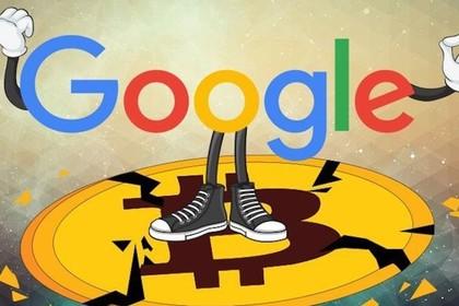 Популярность запросов по биткоину в Google просела на 93%