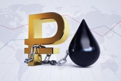 Падение цен на нефть продолжает давить на рубль