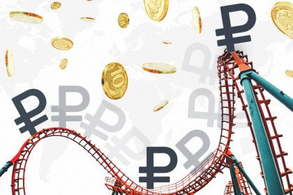 Американские горки российского рубля