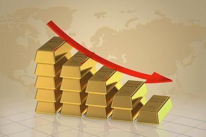 Золото продолжает терять в цене