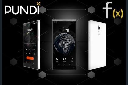 Стартап Pundi X представил блокчейн-смартфон